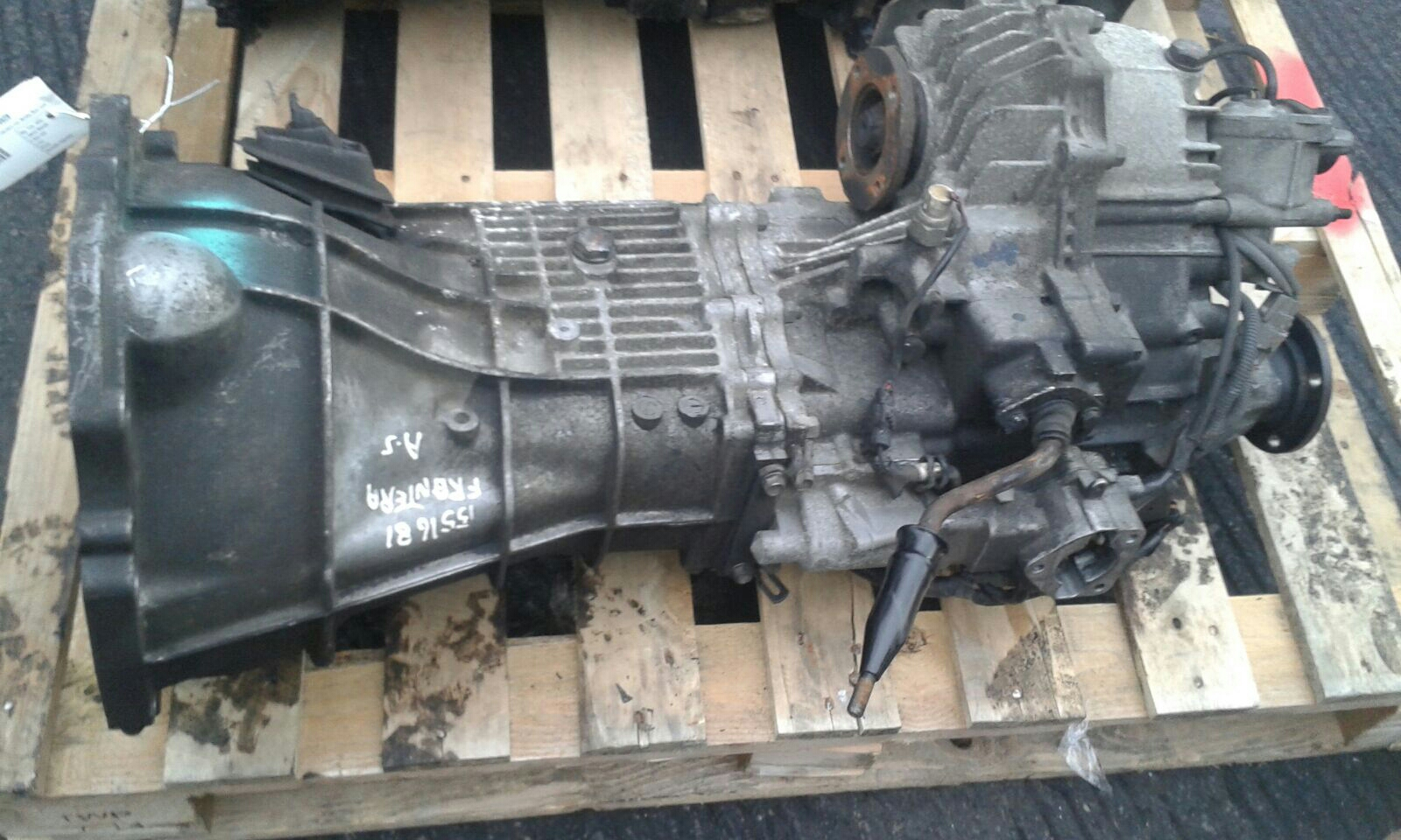 Used Car Parts Vauxhall Frontera