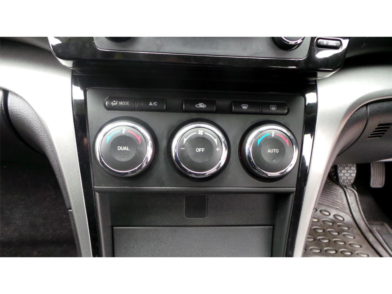 mazda 6 2008 to 2012 heater control assembly diesel manual for rh motorhog co uk 2014 mazda 6 user manual 2012 Mazda 2 Owners Manual