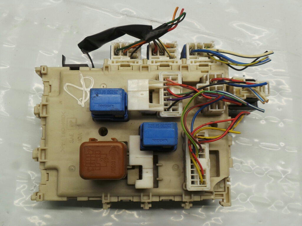 Nissan Almera 2000 To 2007 Fuse Box Petrol Manual For Sale From Fusebox Warranty 5156551
