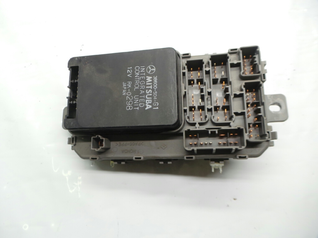 Honda CR-V 1997 To 2002 Fuse / Relay Box 38600-S04-G1