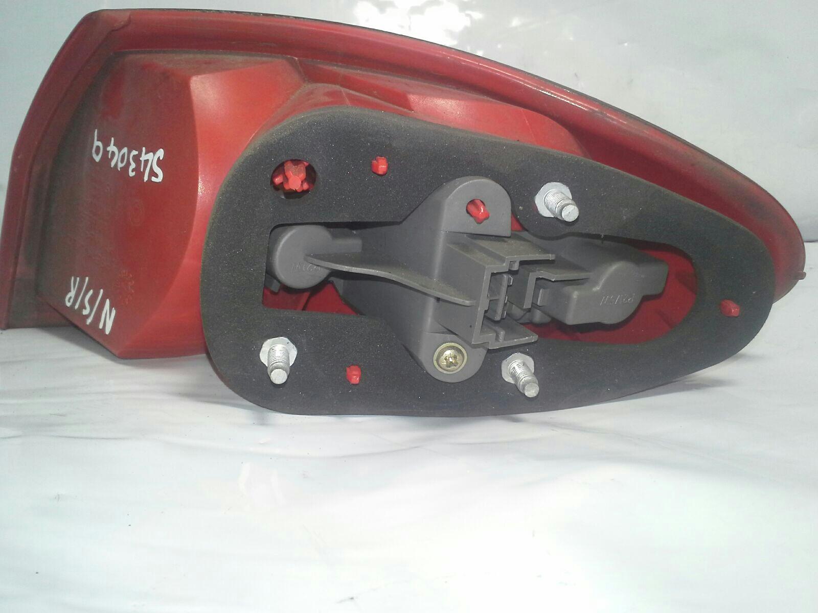 Alfa Romeo 147 2001 To 2006 Lamp Assembly Rear Lh Petrol Manual Tail Lights 2002 Nsr Passengers Light 5145188