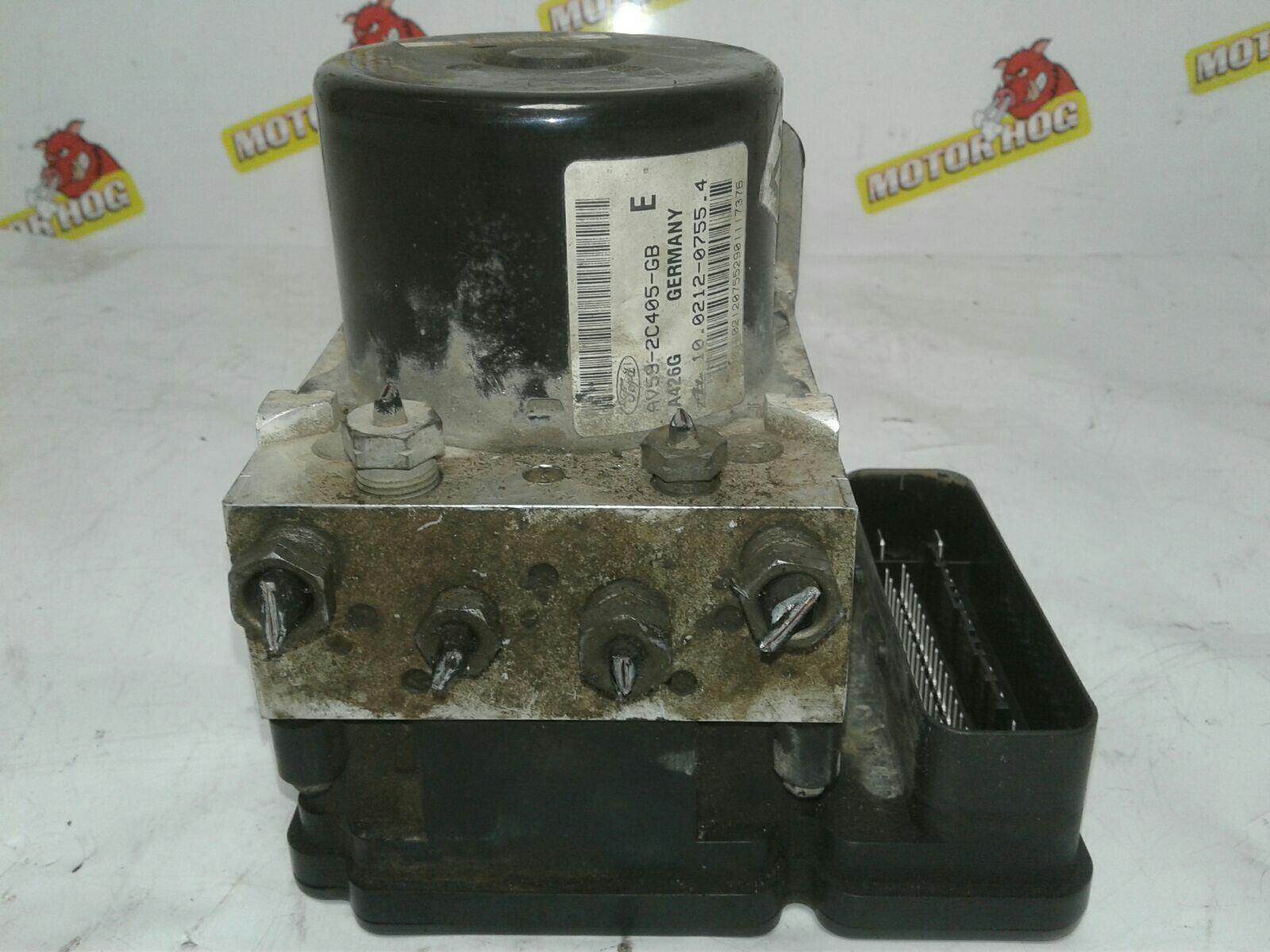 Ford Fiesta 2009 To 2012 Abs Control Module Diesel Manual For Brake Wiring Diagram Pump Tdci 16 Ecu Warranty 5189567