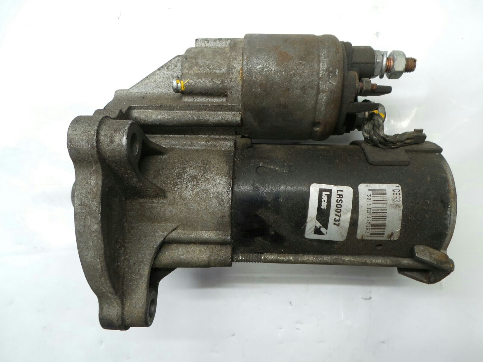 Citroen C2 2003 To 2008 Starter Motor Petrol Manual For Sale Fuse Box 08 16 Tu5jp4s Nfs Warranty 1369756