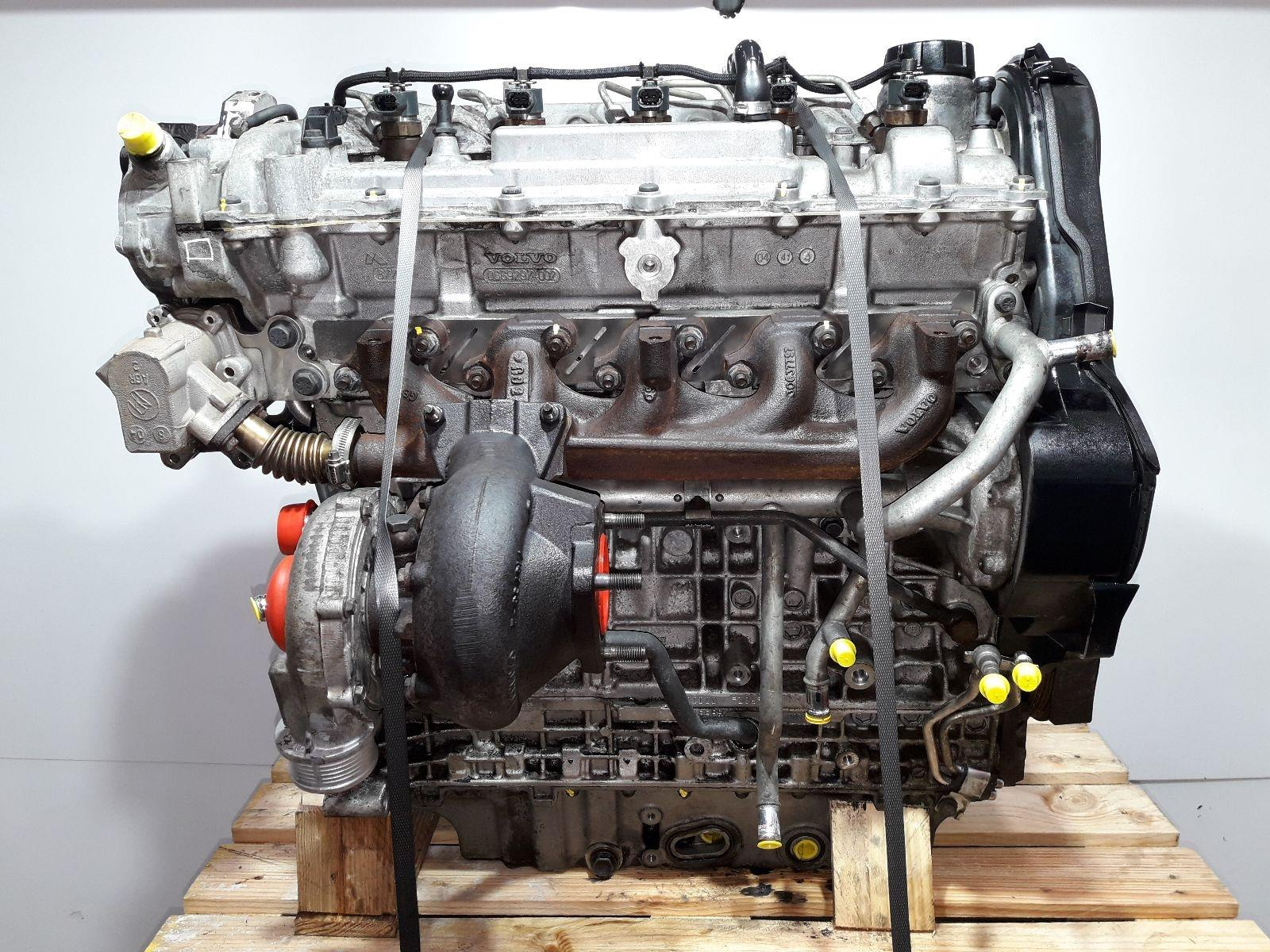 Volvo Xc90 2002 To 2006 Engine  Diesel    Sequential