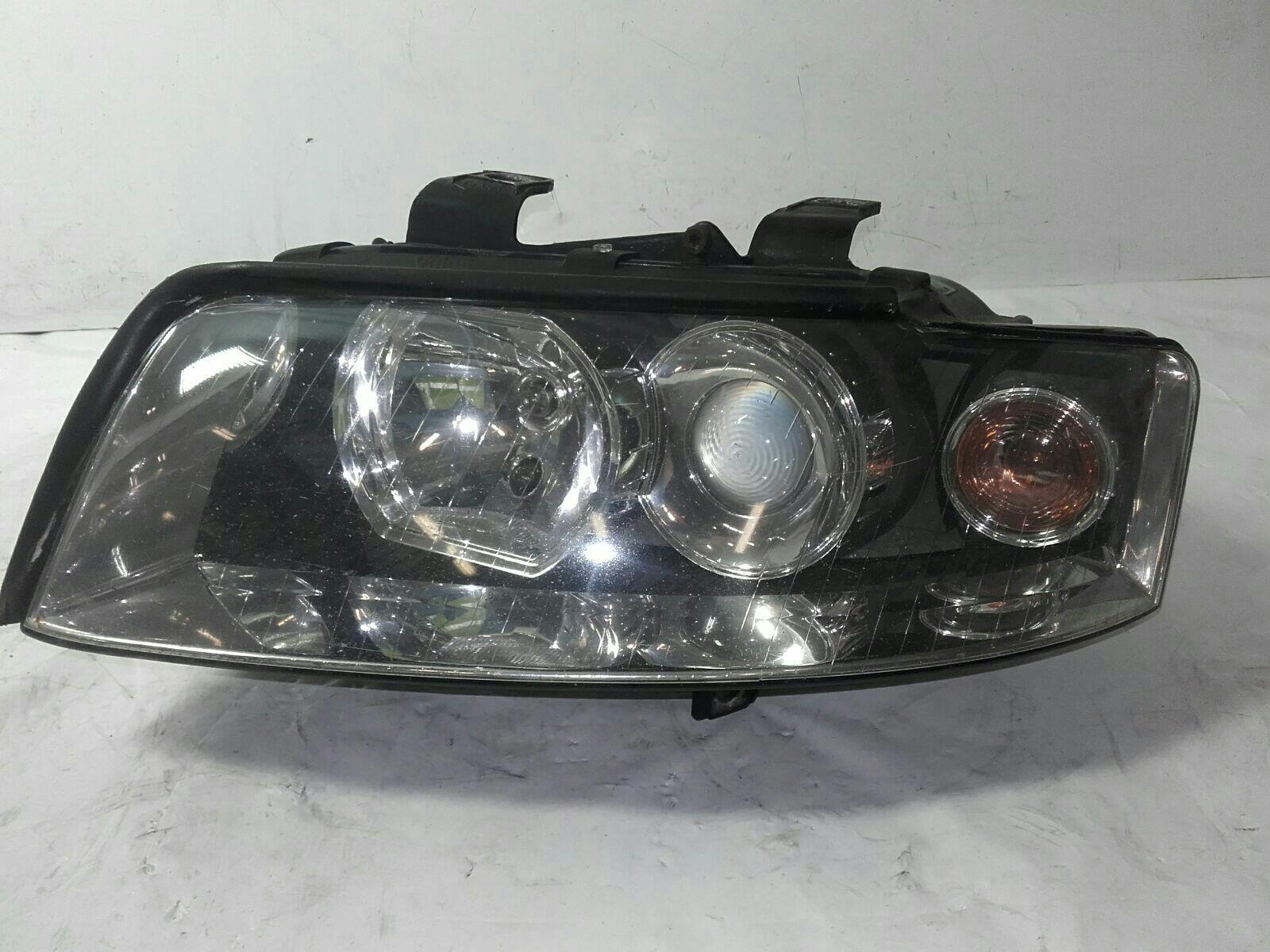 Audi A4 2001 / 2005 PASSENGERS HEADLIGHT / HEADLAMP 8E0941003G - 7296986