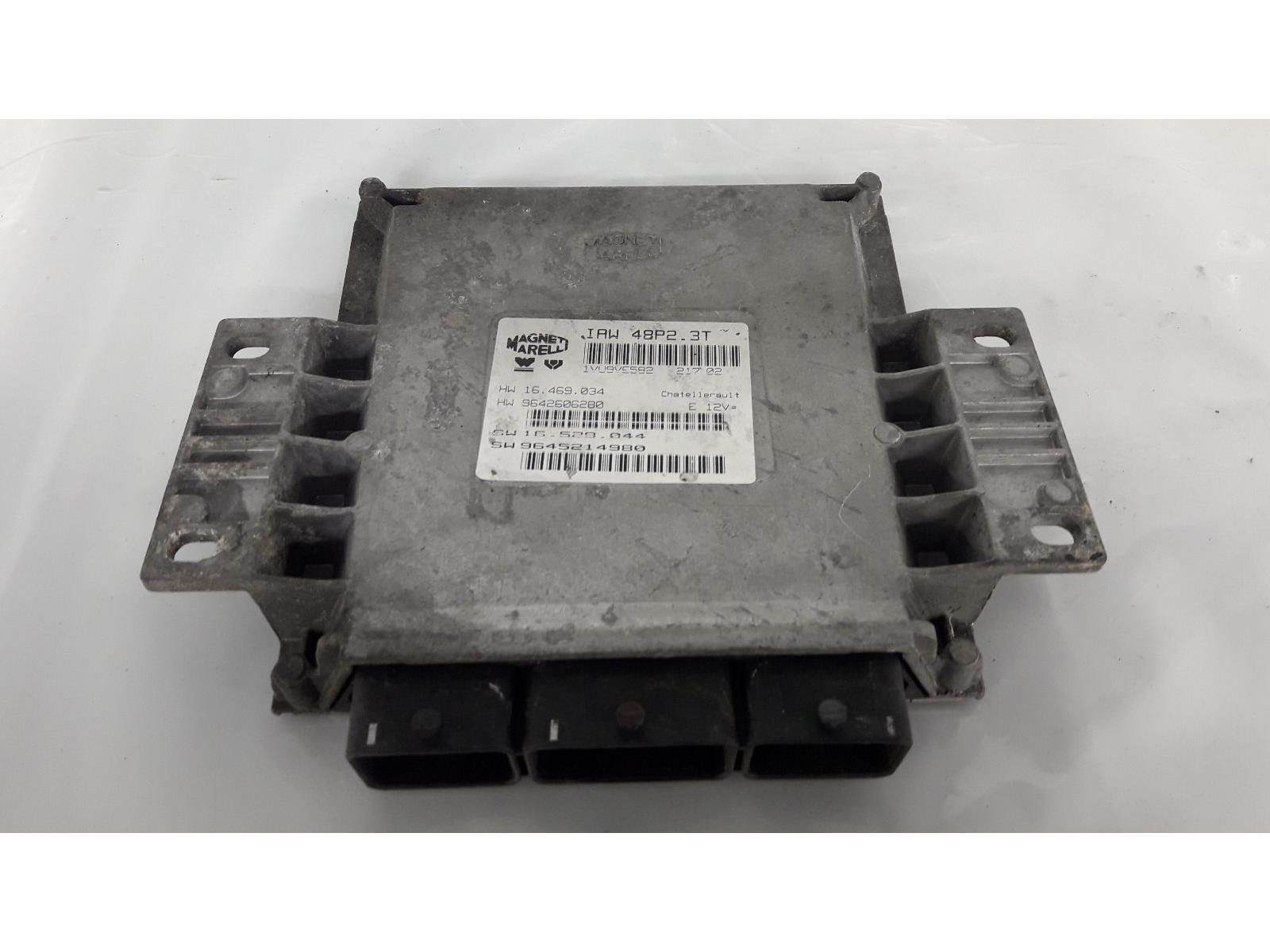 iaw manual ecu