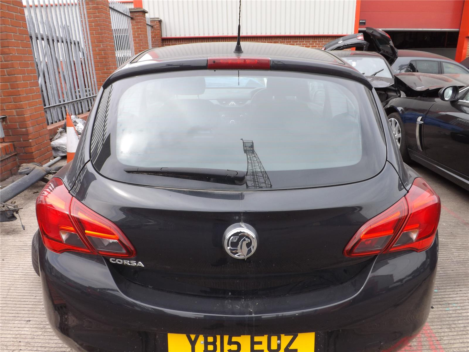 ... Array - vauxhall corsa 2014 on tailgate petrol manual for sale from rh  motorhog ...
