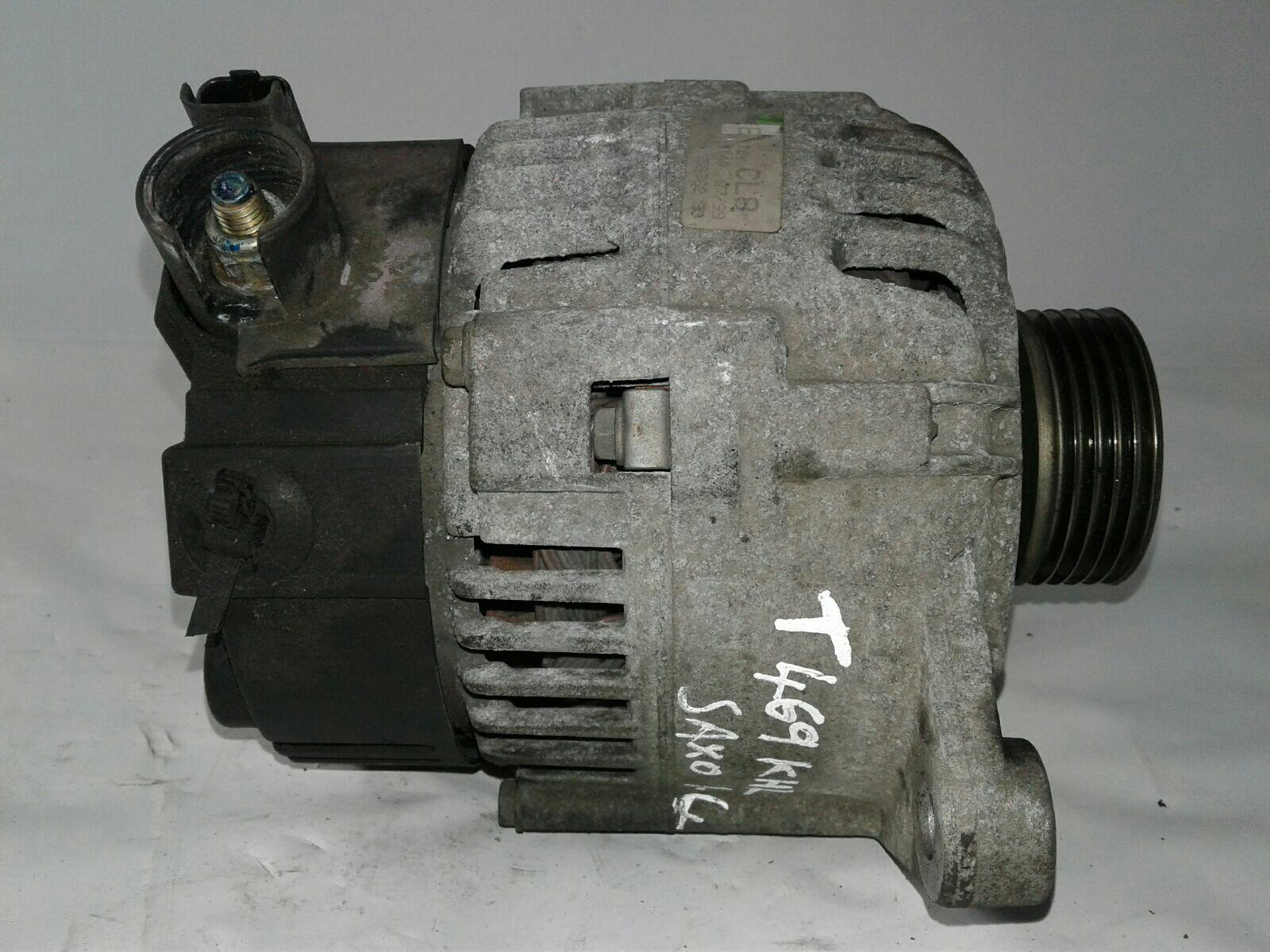 Saxo Alternator Wiring Diagram 4k Portal Citroen Ax Fuse Box 1996 To 1999 Sx Petrol Tu3jp Kfx U0026 Warranty 5222195