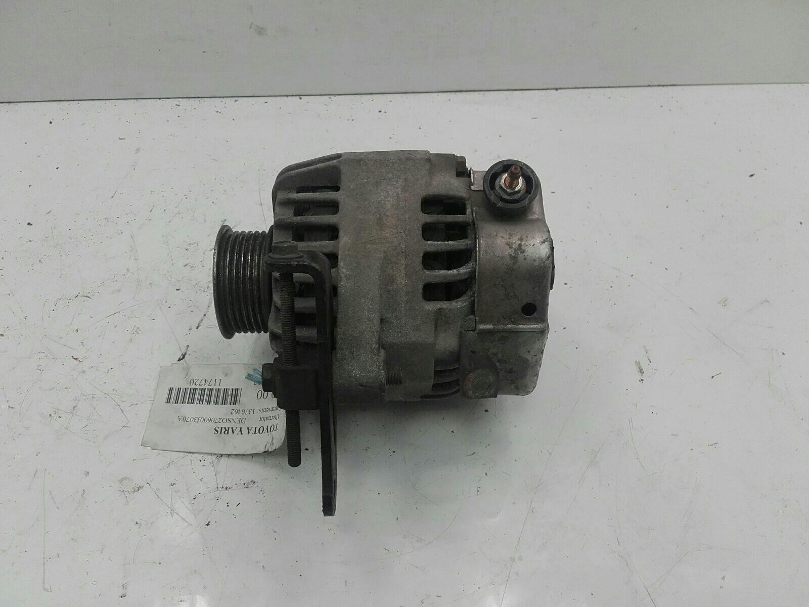 Toyota Yaris 2003 To 2005 Alternator Petrol Manual For Sale From Wiring Diagram T3 10 1sz Fe 27060 0j030