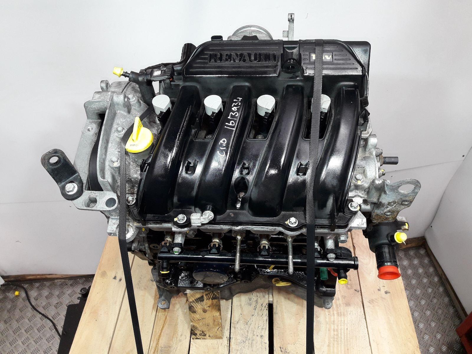 renault symbol двигатель k4j712 мануал