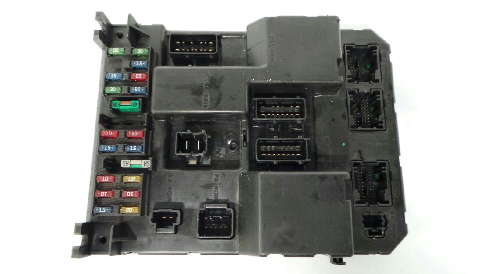 Peugeot 307 Fuse Box For Sale : Fuse box on peugeot wiring library