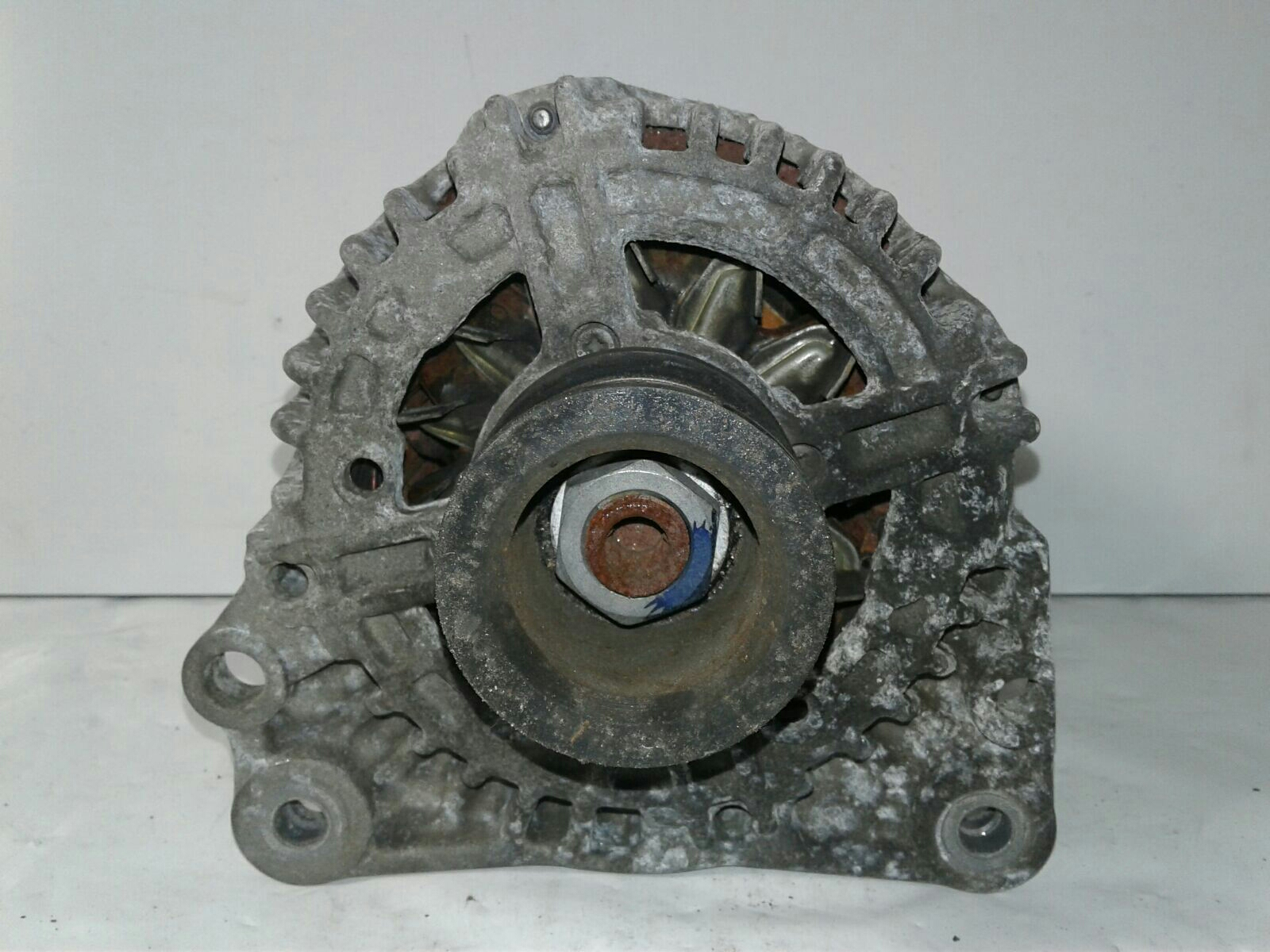 skoda fabia 2007 to 2010 alternator petrol manual for sale from rh motorhog co uk Chrysler Alternator Wiring Diagram Chevrolet Alternator Wiring Diagram