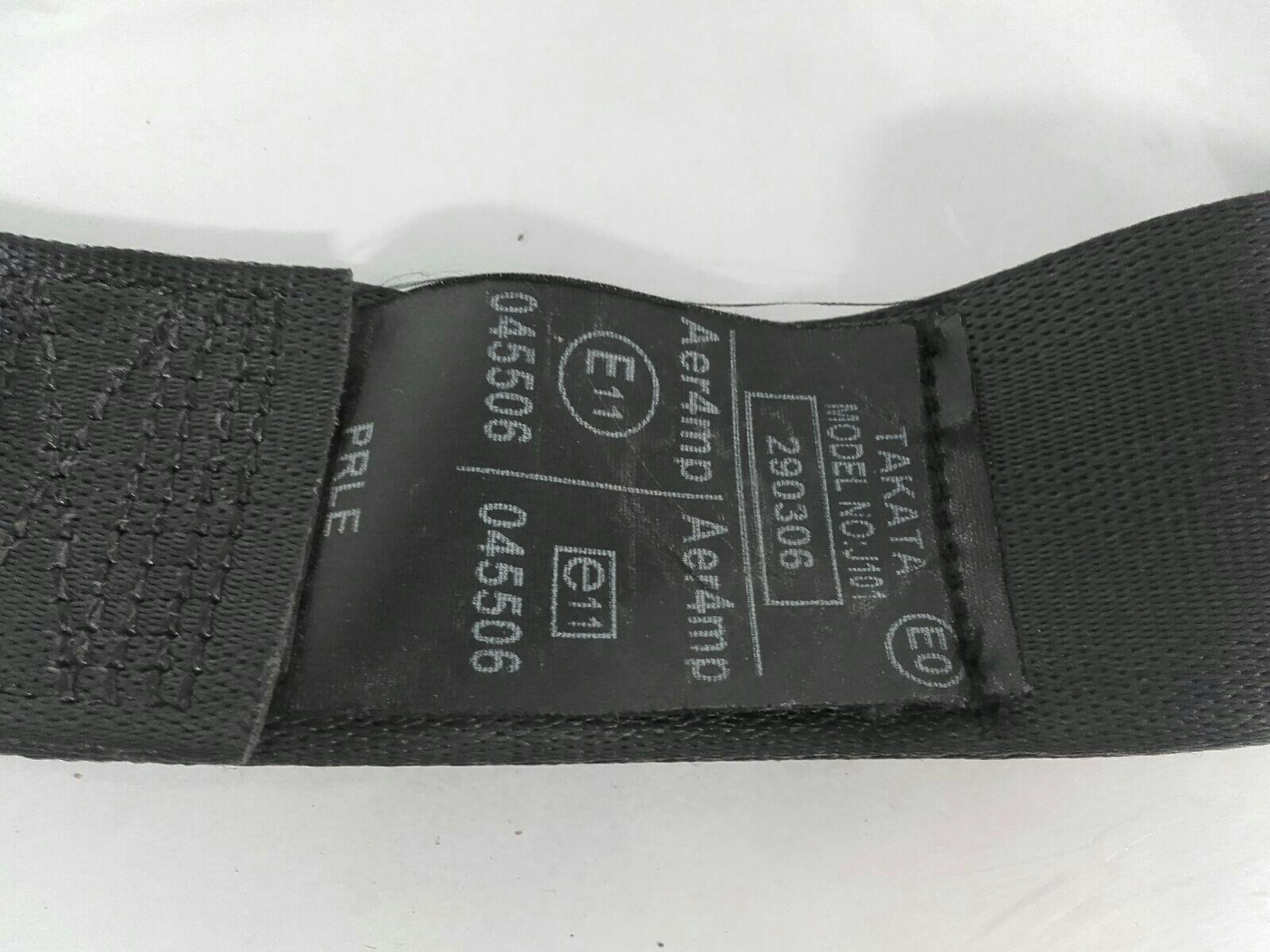 SEAT BELT Honda Civic 2006 To 2010 5 Door Hatchback O/S/R & WARRANTY - 7314730