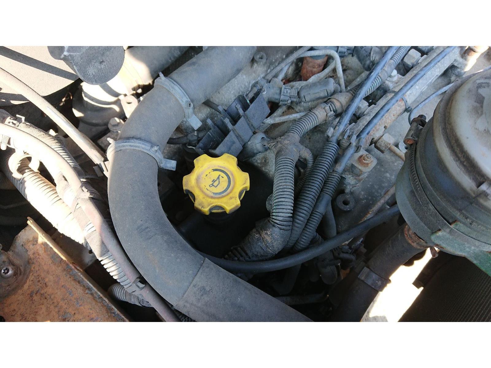... ENGINE LDV Maxus 08 On 2.5 120Bhp Diesel VMR425 (R2516L) & WARRANTY -  7380191
