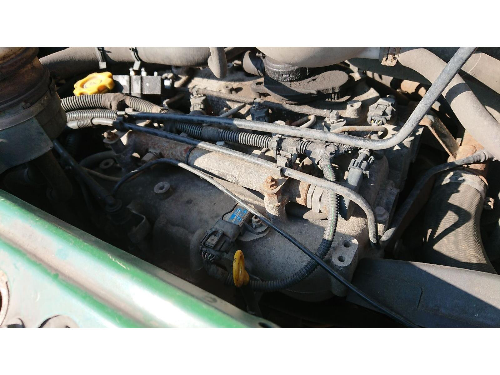 ... ENGINE LDV Maxus 08 On 2.5 120Bhp Diesel VMR425 (R2516L) & WARRANTY -  7380191 ...