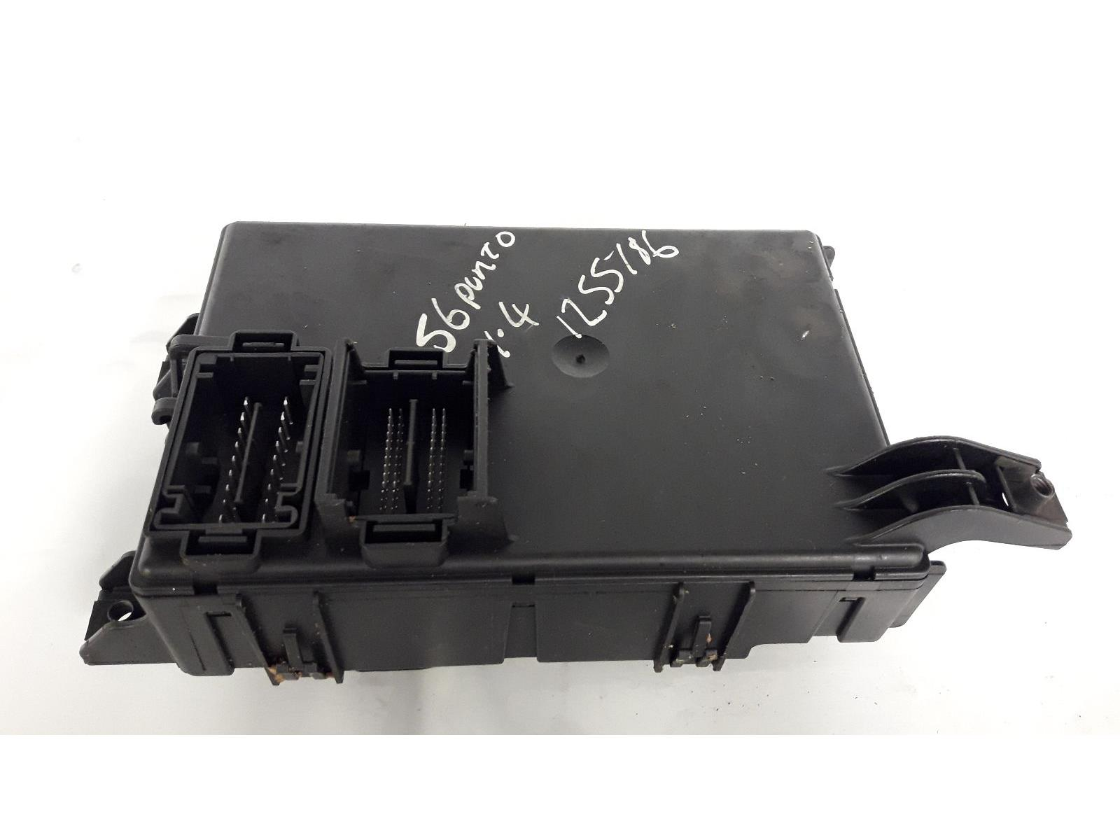 Fiat Grande Punto 2006 To 2008 Fuse Box Petrol Manual For Sale Board Warranty 926245