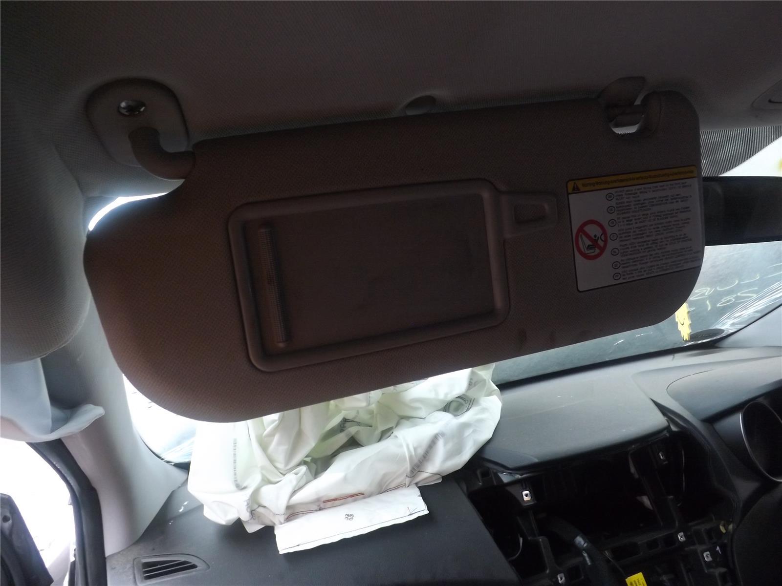 Hyundai i30 2012 To 2015 Sun Visor LH (Diesel   Manual) for sale ... d849701e795