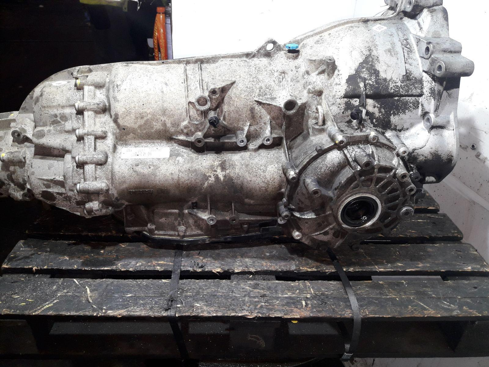 Audi A6 2004 To 2008 Transmission Assembly (Diesel