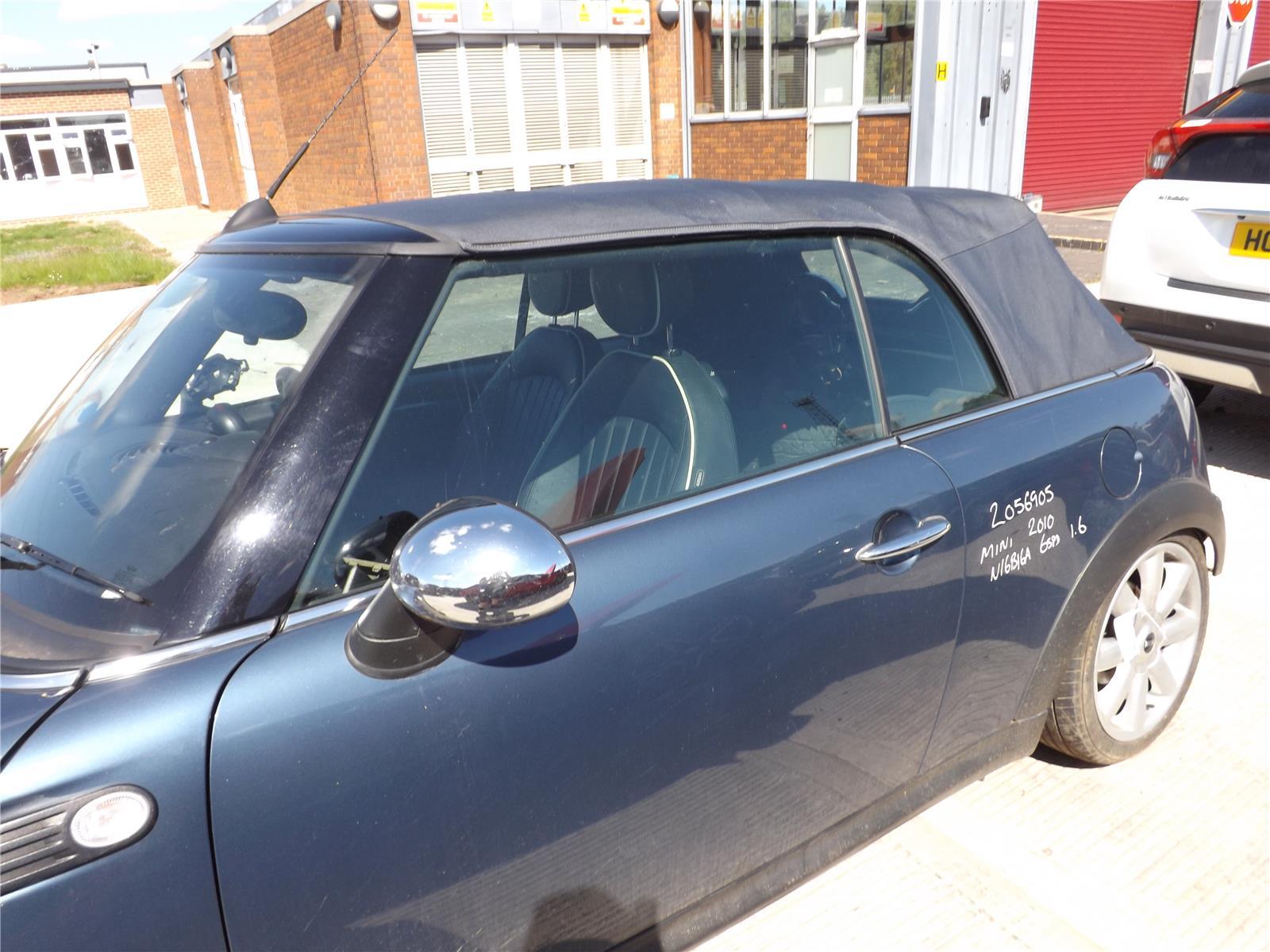 Vauxhall Movano Van 11//2003-2010 Non-Heated Convex Mirror Glass Passenger Side