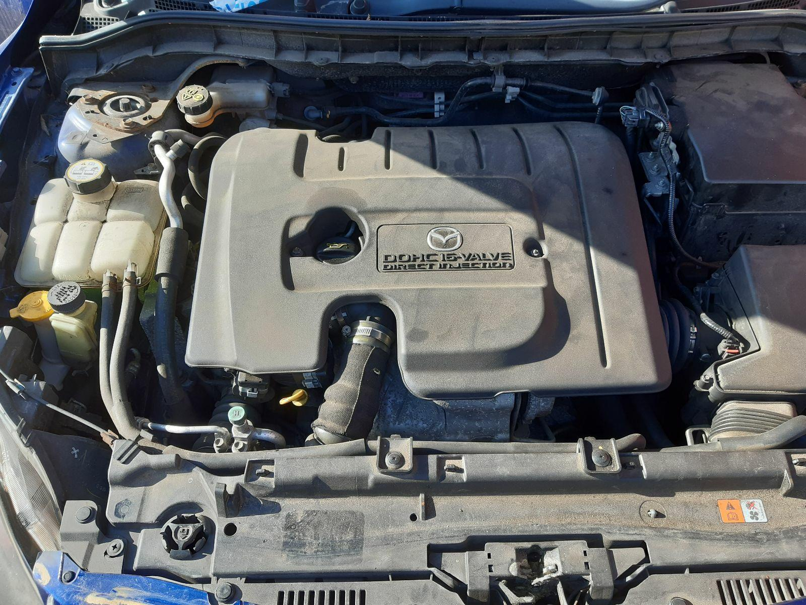 Synetiq Mazda Mk2 Bl 2008 To 2013 Ts D Engine Diesel Manual For Sale