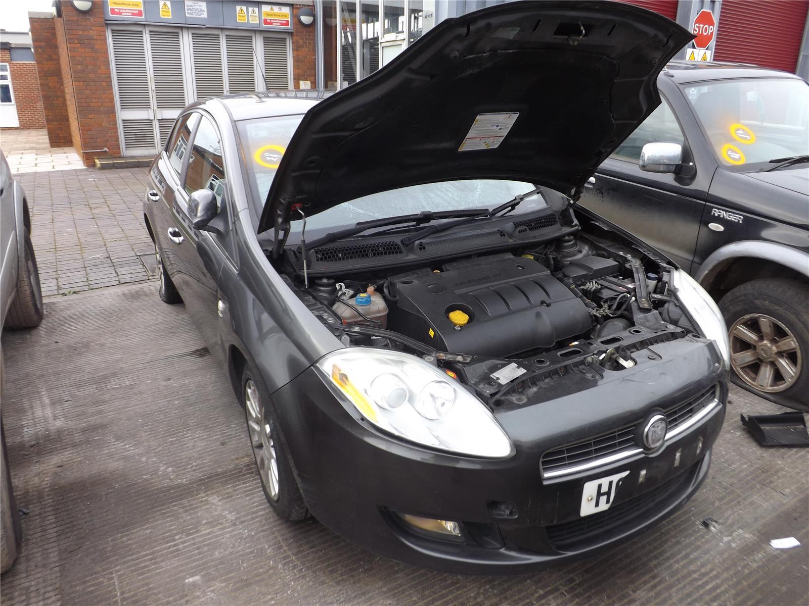 Synetiq Fiat Mk2 198 2007 To 2014 Dynamic 120 Multijet Headlamp Rh Diesel Manual For Sale