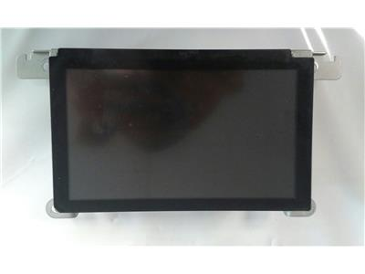 NISSAN  28090-AV621 279 2003 NISSAN PRIMERA  Petrol Sat Navigation  Display Screen not coded  tested ok