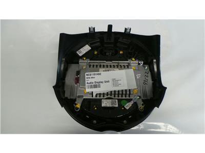 MINI 2508066 MINI BORDMONITOR  F056 CID 8.8