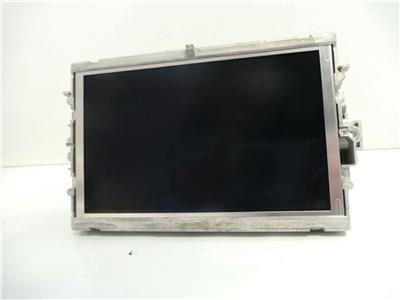 Mercedes-Benz Sat nav head unit Audio display screen  NTG5 CD/ Model num for head unit A1726805700 Head unit comes with map SD card