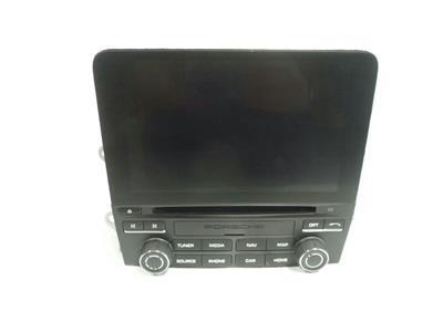 Porsche  SAT NAV Untested May Need Coding CD/Radio MAP/NAV Bluetooth 9P1 919 606 H