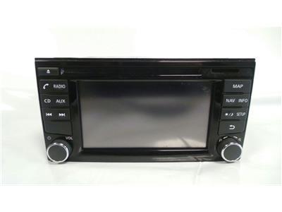 Nissan SAT NAV Untested May Need Coding Touchwscreen 7 513 750 207