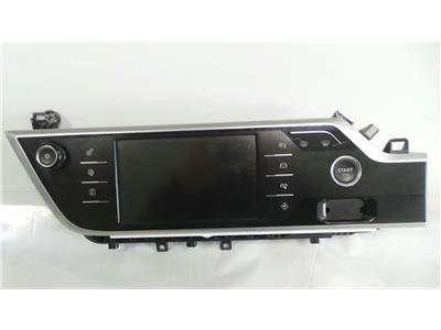 Citroen Audio Display Untested  May Need Coding 98 127 205 80-02
