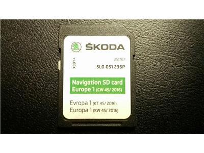 Skoda 5L0 051 236P