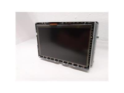 JAGUAR FX23-10E889-AE small mark on screen, 2 aerial plastics missing