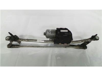 AUDI A7 Wiper Motor and Mechanism Assembly Front