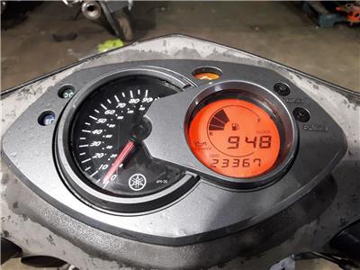 2012 YAMAHA XC XC125 CYGNUS X 124cc Petrol Bike [Not