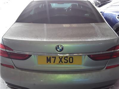 BMW 7 SERIES Tailgate