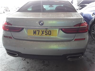 BMW 7 SERIES Bumper Rear