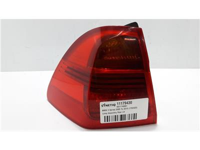 HYUNDAI I40 Lamp Assembly Rear LH