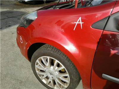 PEUGEOT BIPPER Wing Front LH