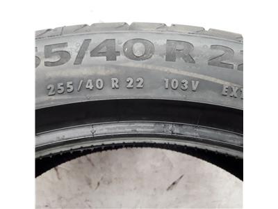 CONTINENTAL 255/40R22