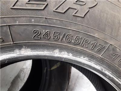 T 245/65R17