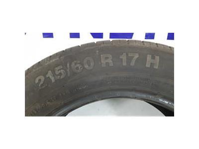 CONTINENTAL 215/60R17