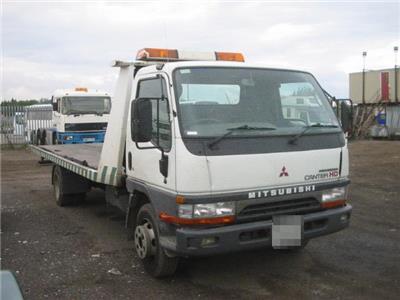 2001 MITSUBISHI CANTER 35 SWB 3C13-25