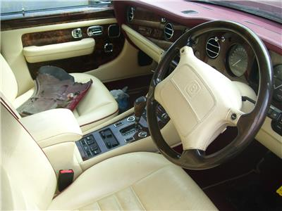 1997 BENTLEY ARNAGE RED LABEL
