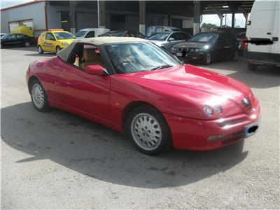 Find Parts For Alfa Romeo Spider At Motorhog - Parts for alfa romeo spider