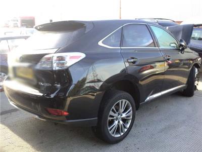 2012 LEXUS RX 450h Advance