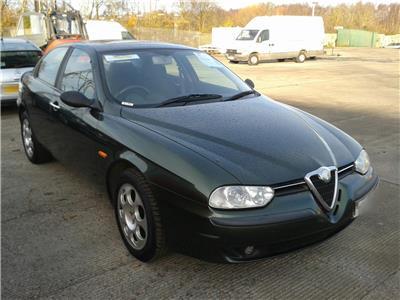 1998 ALFA ROMEO 156 T Spark