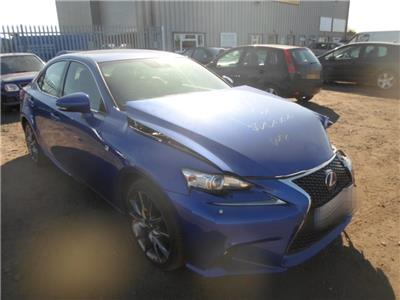 2014 LEXUS IS 300 F Sport Dual VVT-i
