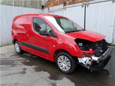 2013 CITROEN BERLINGO 625 L1 LX