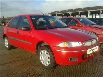 1999 ROVER 200 211 SE